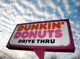 Dunkin Donuts pic by PSD