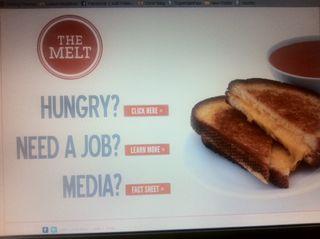 The Melt webshot by Scott Milam Townsend
